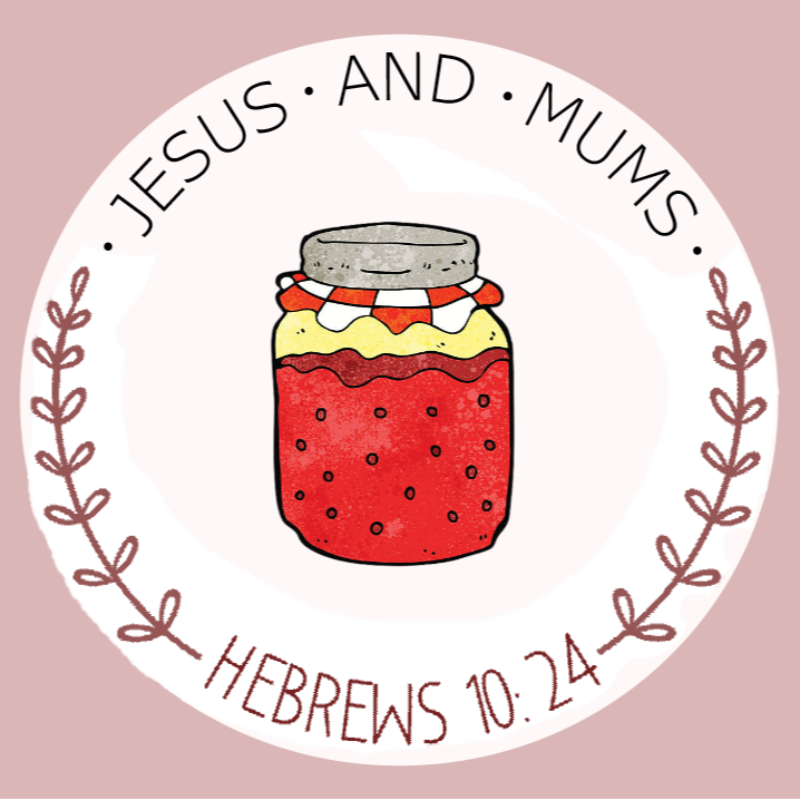 Jesus and mums logo